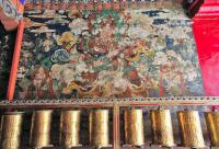 Sakya Monastery Mural Paintings