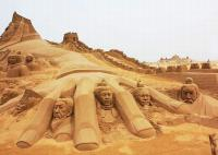 Breathtaking Sand Art