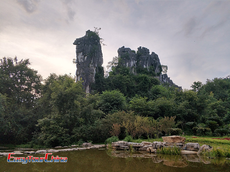 Camel Hill in Guilin