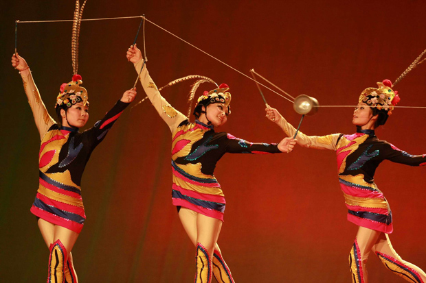 Shanghai Acrobatic Shows  Actress