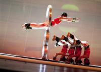 Shanghai Acrobatic Shows Physique Skill