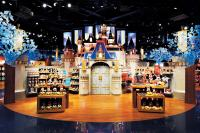World's largest Disney Store in Shanghai