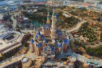 Shanghai Disneyland Attractions