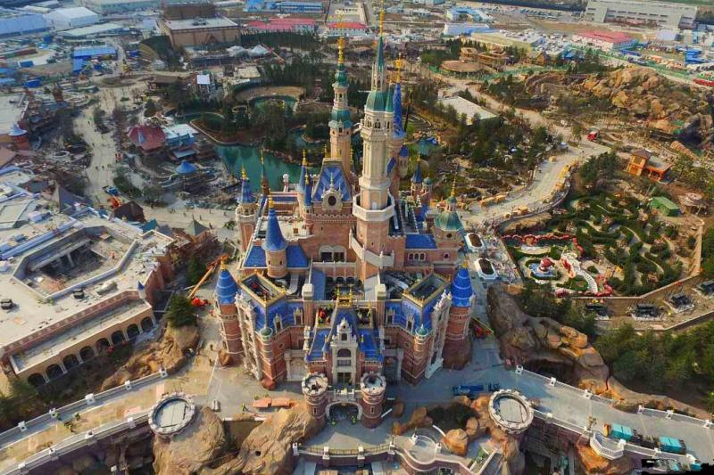 Tips of Shanghai Disneyland