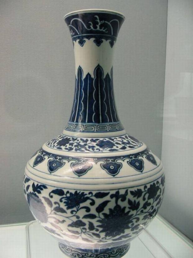 Shanghai Museum Green Porcelain Shanghai Museum Travel