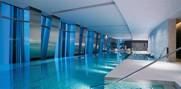 Shangri la beijing joins forbes travel guide list easy - Shanghai infinity pool ...