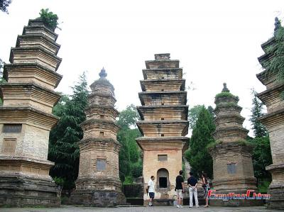 Luoyang Shaolin Temple Travel Photo