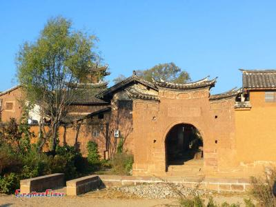 Mud-house at Shaxi Old Town