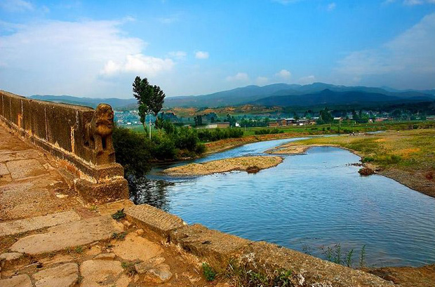 Shaxi Town Picturesque Scenery