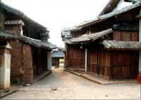 Shaxi Town Ancient House