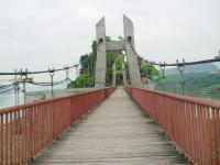 Bridge in Shibaozhai