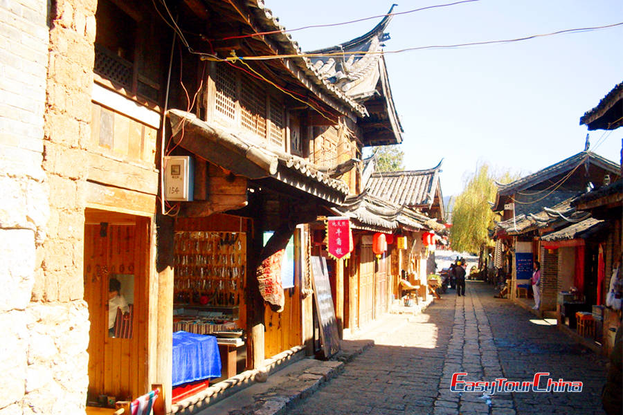 Shuhe Old Town