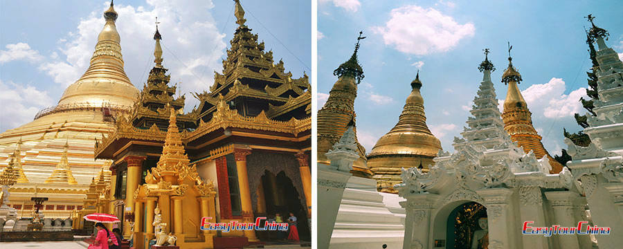 Myanmar tour with Shwedagon Pagoda