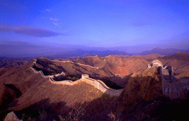 Simatai Great Wall Panoram