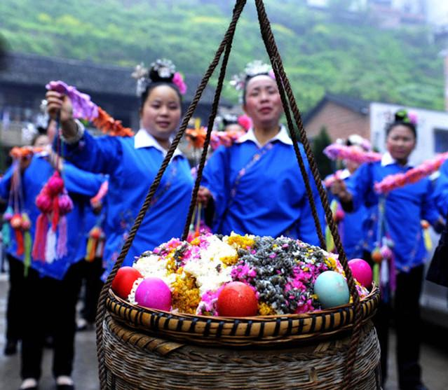 the sister's festival of miao