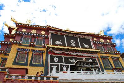 Songzanlin Lamasery Tibetan Architecture