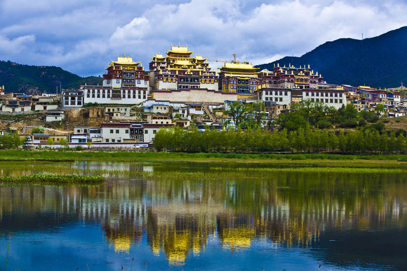 Yunnan tour with Songzanlin Monastery