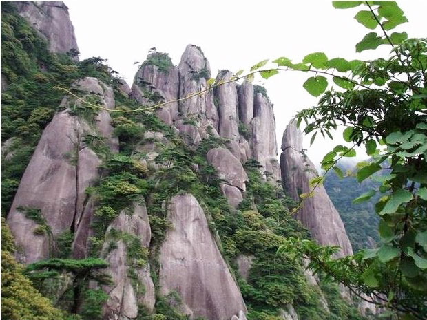 Splendid China Yellow Mountain
