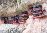 Splendid China Hanging Temple