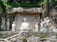 Splendid China Buddha Sculptures