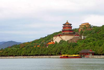 Kunming Lake View of Summer Palace