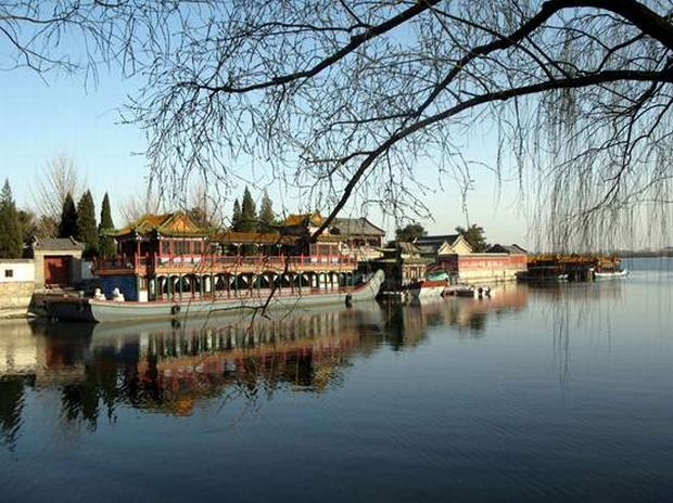 Summer Palace - One of the highlights in Beijing