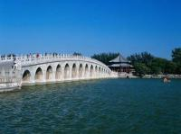 Kunming Lake Is Part of Summer Palace Beijing