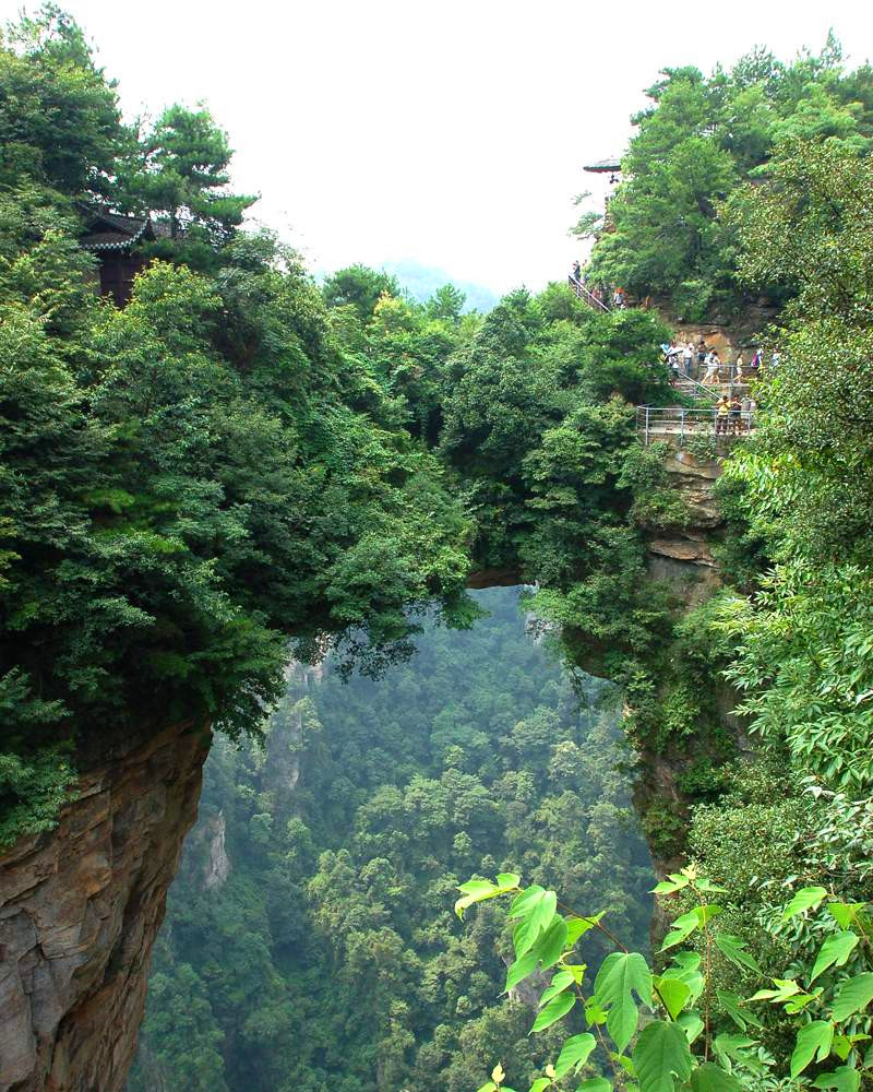 No.1 Bridge in Zhangjiajie