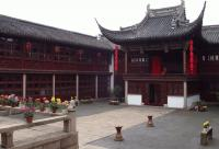 Suzhou Opera Museum Old Stage