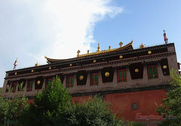 Monastery Picture of Ta'er Monastery in Xining