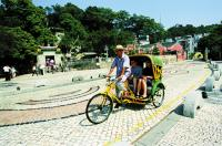Taipa Village Richshaw Tours