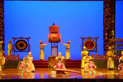 Tang Dynasty Show Photo