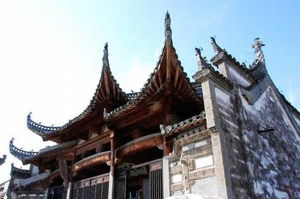 Tangyue Archways Building