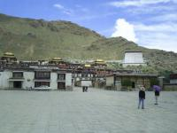 Tashilhunpo Monastery Visitors