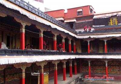 Shigatse Travel Photo of Tashilhunpo Monastery