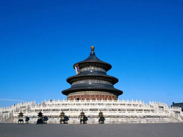Temple of Heaven panoram