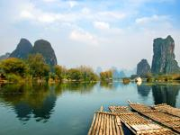 Yangshuo Scenery Guilin