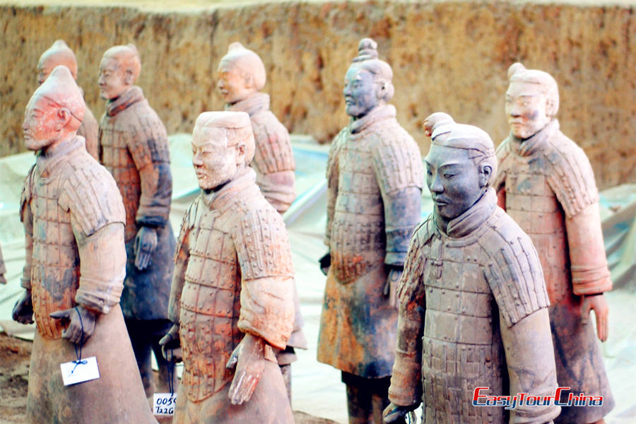 Terra-cotta Warriors and Horses Museum