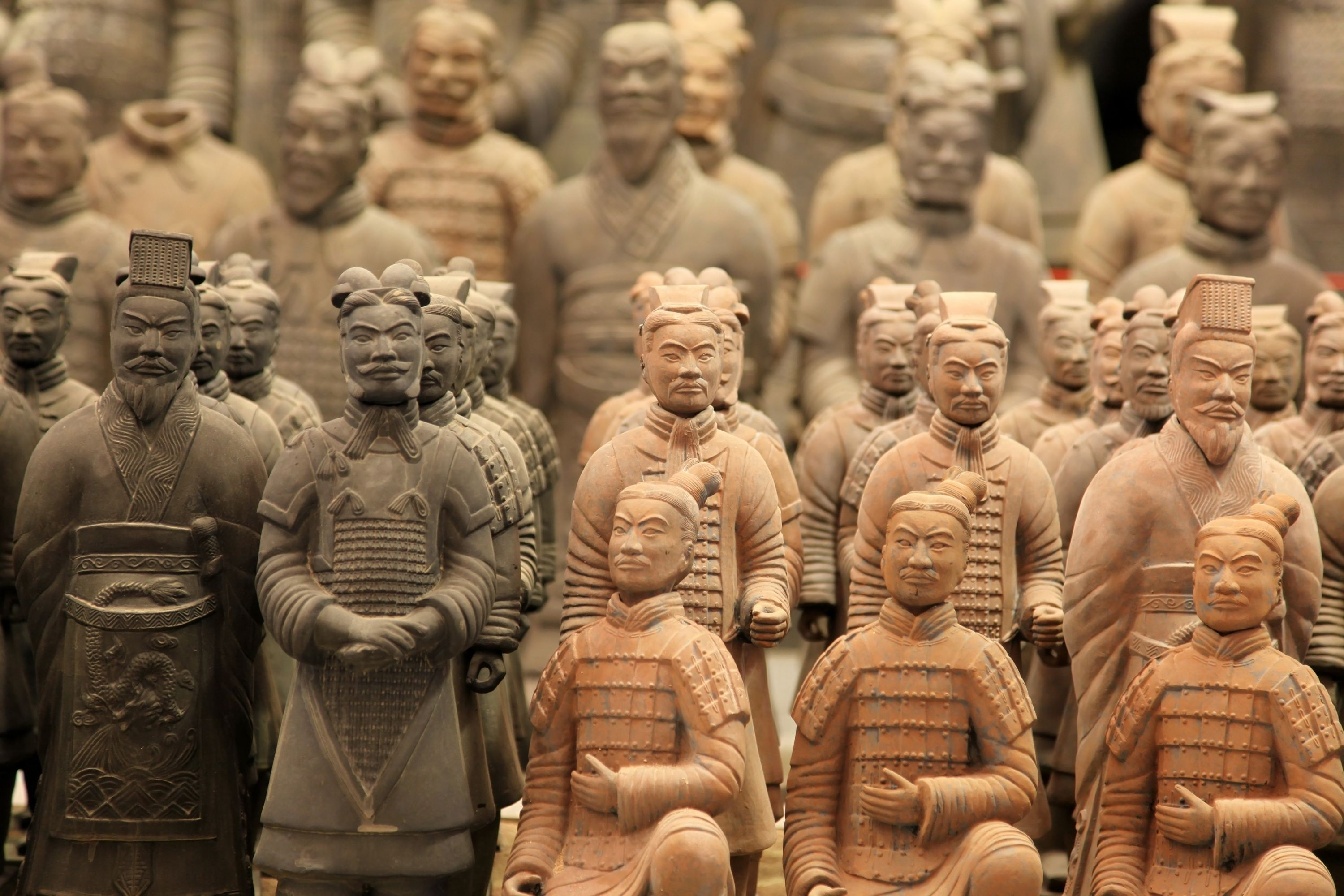 The Museum of Terra-Cotta Warriors and Horse
