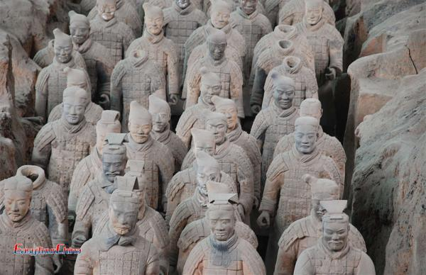 Visit the Museum of Terracotta Army in Xian