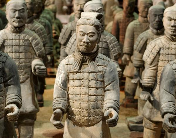 Terra Cotta Warriors and Horses Museum