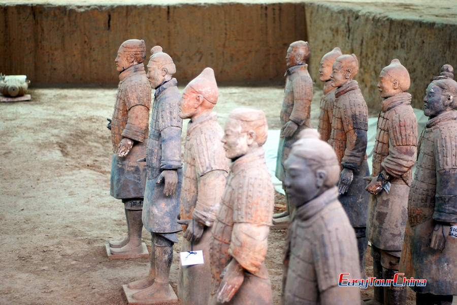 Terracotta Warriors and Horsed Museum