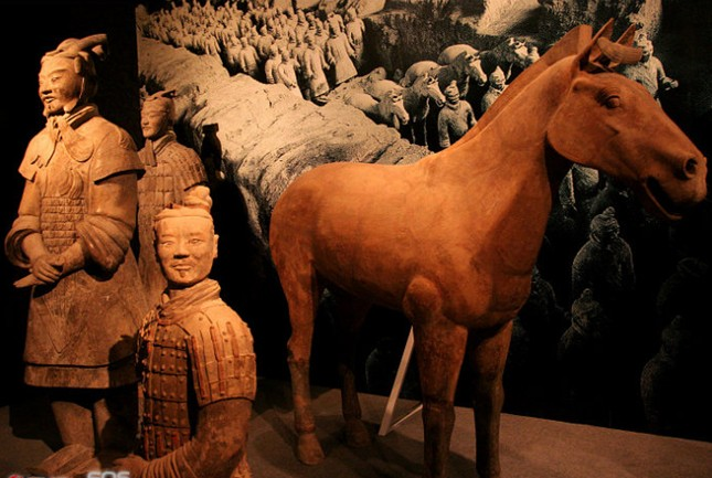 1-day Xian Terra Cotta Warriors Bus Tour