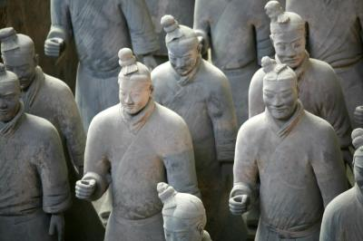 Photo of Terra-Cotta Warriors