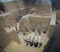 Terra Cotta Warriors Pit 3