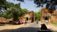 Bagan Tharaba Gate Location