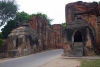 Site of Tharaba Gate Bagan