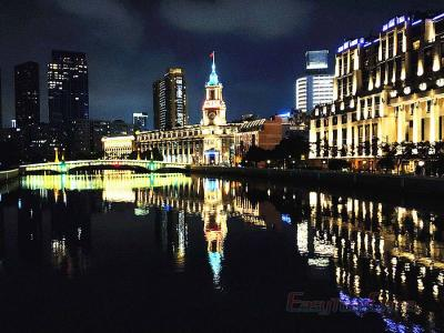 The Bund Shanghai Night View