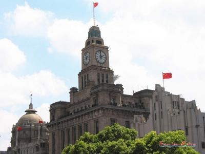 See Colonial Buildings at the Bund