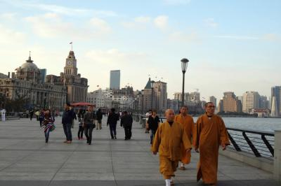 Stroll in the Bund